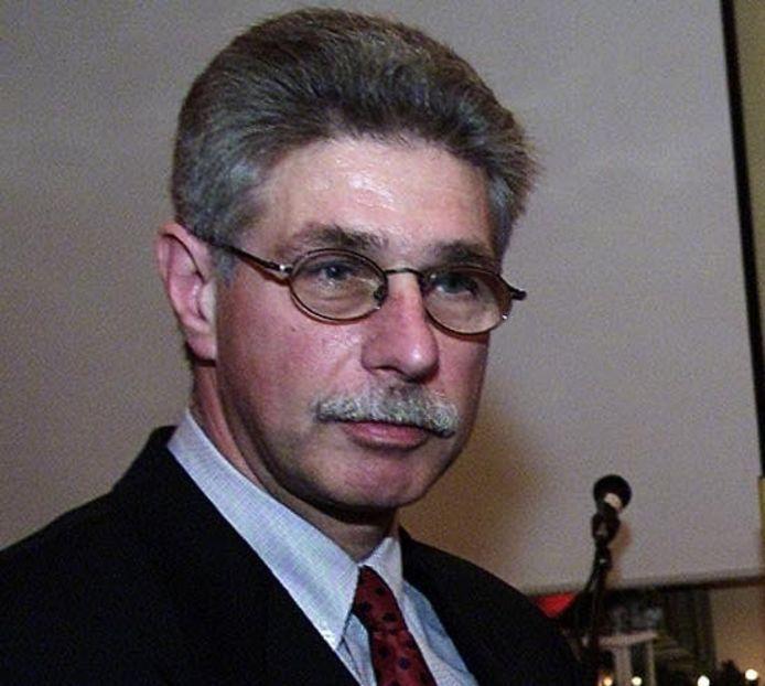 Willem van der Sman op een foto uit 2000.