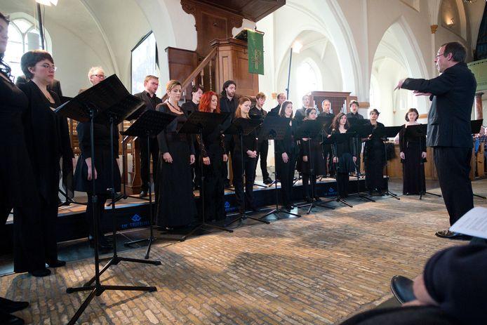 Meesters en Gezellen, uitvoering 2015. Foto: Geert Bistervels.