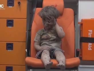 """Opa Omran: """"We zaten aan het avondeten toen de bommen insloegen"""""""
