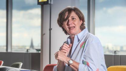 """NMBS-baas Sophie Dutordoir: """"Commercieel is dit een ramp, wij verliezen elke maand meer dan 70 miljoen euro"""""""