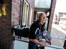 Doosje met VI's staat nog altijd klaar voor Herman Vermeer