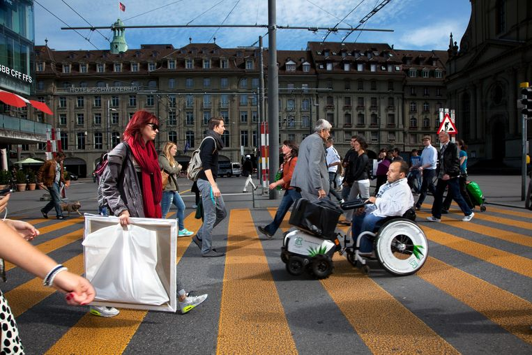 Bern, Zwitserland Beeld Poike Stomps