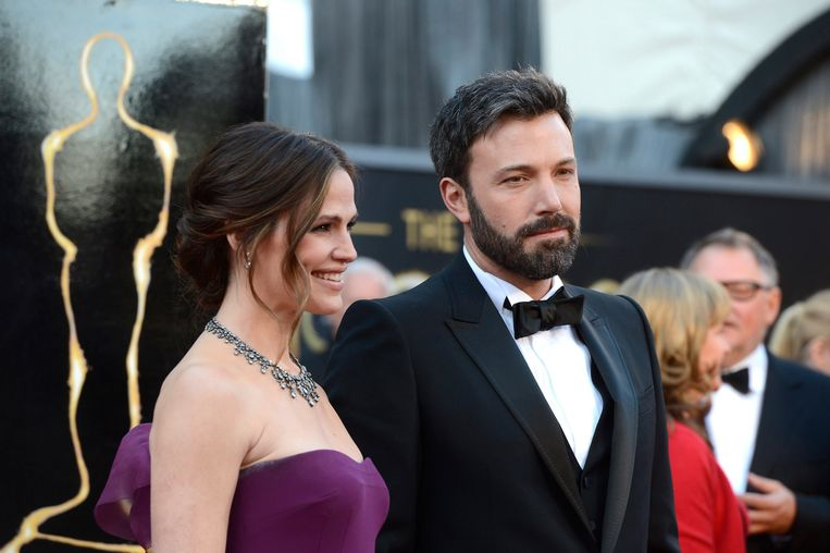 Benn Affleck en Jennifer Garner in betere tijden in 2013.