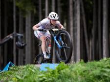 Inhaalrace brengt Anne Terpstra nog naar achtste plaats over de boomwortels van Leogang