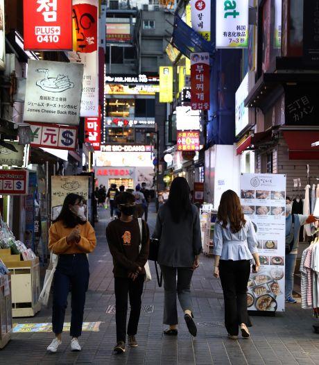 Uitgaansleven Zuid-Korea weer op slot na tweede coronagolf
