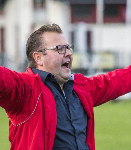 Meijerink gaat op voor eerste trainerslustrum bij Sportclub Overdinkel