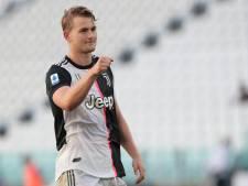 Juventus bevestigt maandenlange absentie De Ligt na schouderoperatie