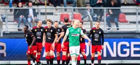 FC Dordrecht binnen elf minuten kansloos tegen Excelsior: 'Positief resultaat had goed signaal kunnen zijn'