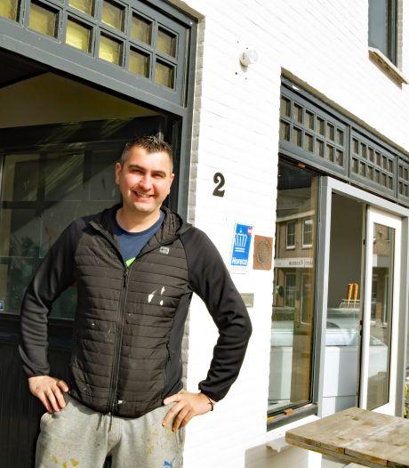 Een nieuwe horecazaak openen in coronatijd, Mike van den Heuvel en Frank de Krijger doen het in Biervliet