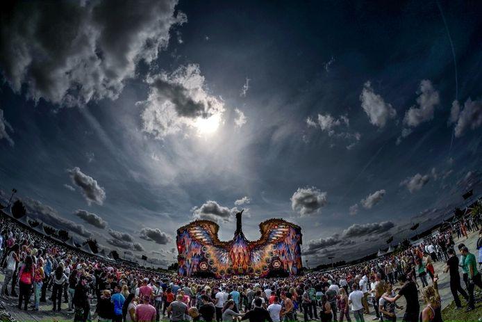 De phoenix uit 2013 keert komende zomer terug op Dreamfields.
