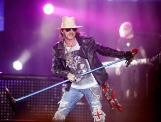Axl Rose (Guns N' Roses) nieuwe zanger van AC/DC