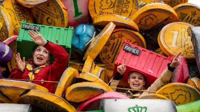 Duurzaamheid en carnaval gaan nog niet echt samen; kan carnaval bestaan zónder plastic?