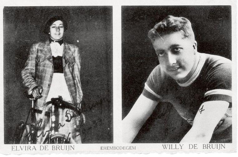 Elvira 'Willy' De Bruyn .  Beeld Collectie Fonds Suzan Daniel