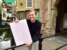 Reclame maken voor een gesloten museum én een nieuwe expo regelen; Helene kan dat (en maakt kans op een prijs)
