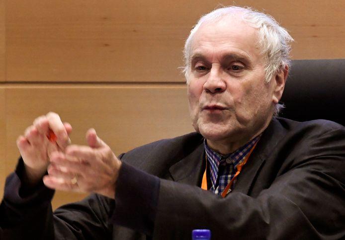 Eric Van Rompuy.