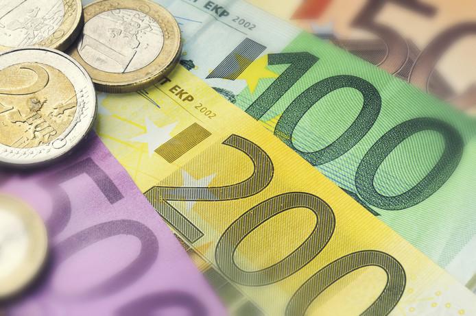 stockadr geld biljet muntgeld financien