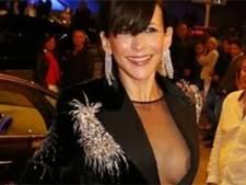 Sophie Marceau tout en tétons à Cannes