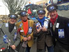 'Gratis parkeerplaatsen' in carnavalsoptocht Arnhem
