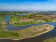 Kampen wil duizenden woningen bouwen langs hoogwatergeul