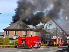 Bewoner wordt verdacht van brandstichting kamerpand Deventerstraat Apeldoorn