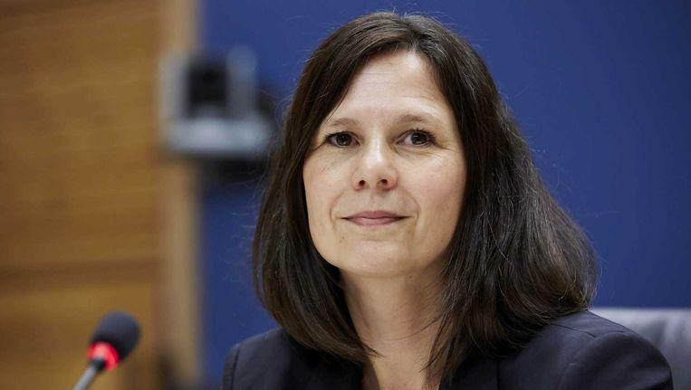 Daphne Braal, directeur van het Centraal Fonds Volkshuisvesting. Beeld anp