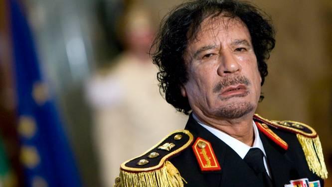 """Kadhafi verkrachtte talloze vrouwen tijdens bewind"""