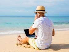 Waarom het helemaal niet relaxed is om  op een tropisch eiland te werken
