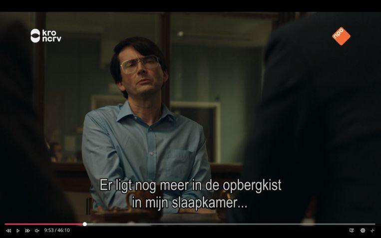 David Tennant als Dennis Nilsen Beeld Des