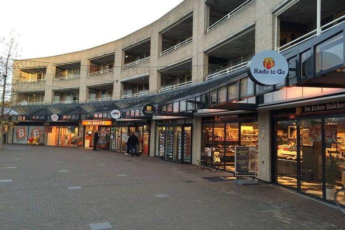 Dela vernieuwde winkelcentrum Brouwhuis in 2015.