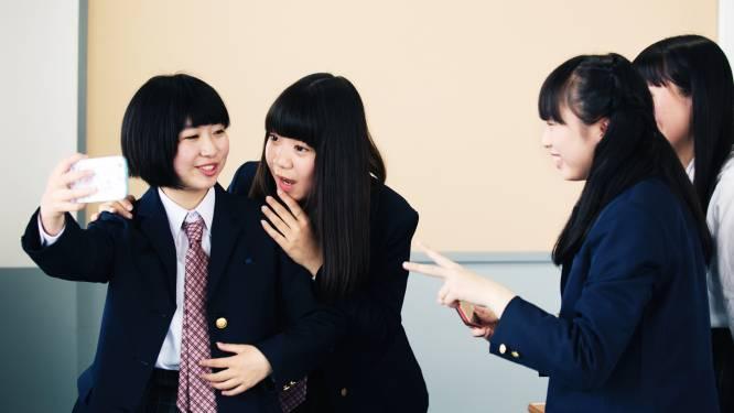 Schadevergoeding voor Japanse die als tiener haar zwart moest verven van school