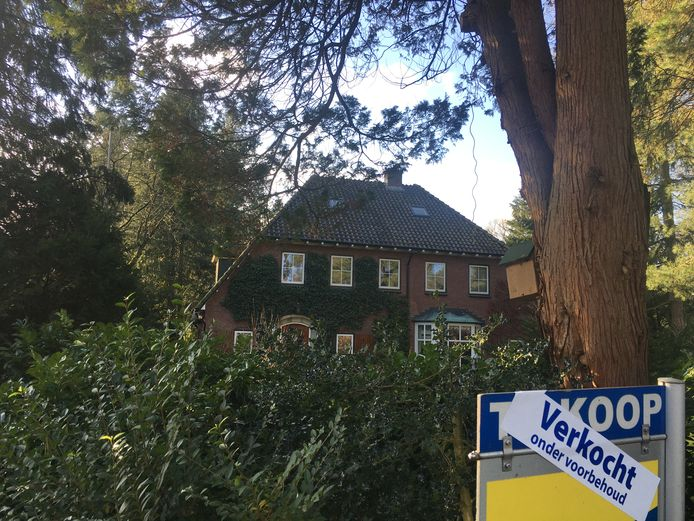 De verkoop van vrijstaande huizen breekt records in Apeldoorn.