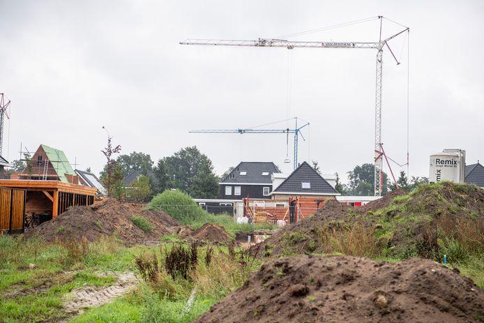 In de wijk Almelo Noordoost is nog volop ruimte om te bouwen.