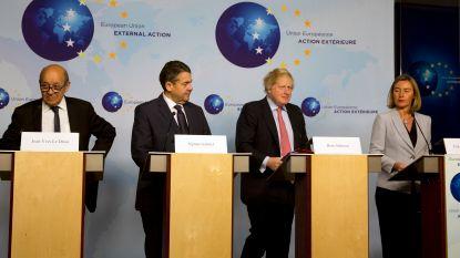 EU blijft nucleaire deal met Iran steunen