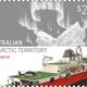 Nederlandse ijsbreker op Australische postzegel