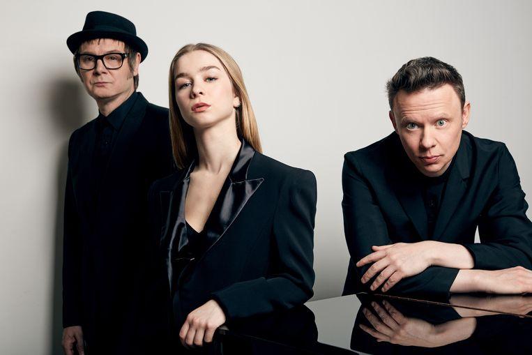 Hooverphonic zou met 'Release Me' naar het Eurovisiesongfestival in Rotterdam gaan. Beeld VRT/Zeb Daemen