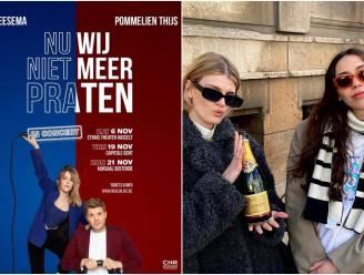 SHOWBITS. Pommelien Thijs van 'Like Me' krijgt eigen theatertour en Emma Bale heeft iets te vieren