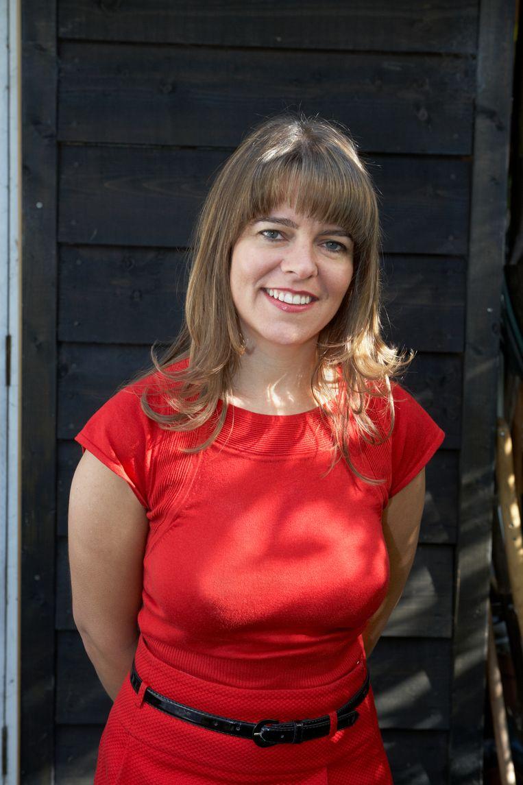 Claudia Hammond  Beeld Ian Skelton