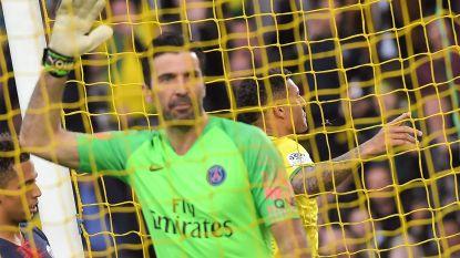 Ook in Nantes loopt het mis: PSG heeft titel nog steeds niet beet na nieuwe wanvertoning