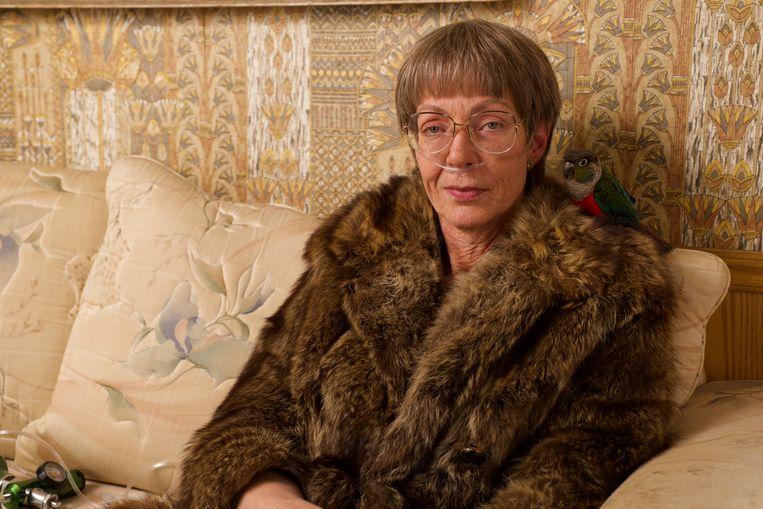 Allison Janney in 'I, Tonya': verrukkelijk over-the-top. Beeld rv