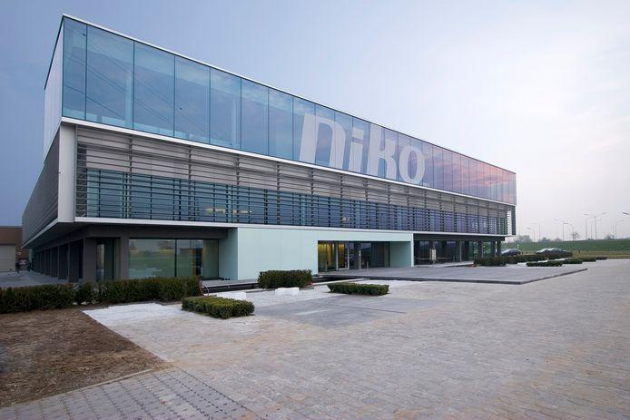 Het bedrijf Niko in Sint-Niklaas is voortaan een 'fabriek van de toekomst'.