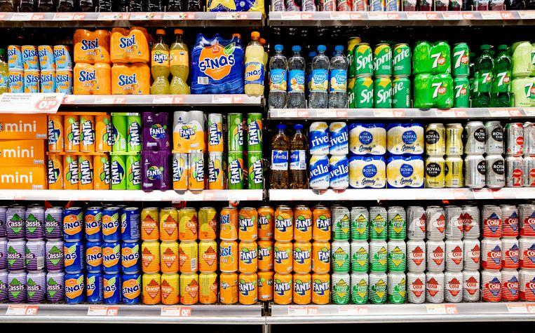 Verschillende organisaties willen dat de overheid meer actie onderneemt om de consumptie van ongezonde voeding te ontmoedigen. Beeld Hollandse Hoogte /  ANP