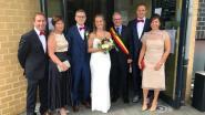 Zoon van gemeenteraadslid Patrick Bouvin huwt met Emili Schepers