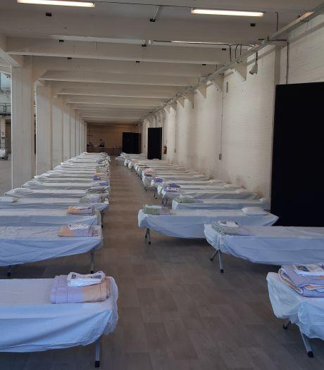 Hengelo vangt per direct 100 vluchtelingen op in Hazemeijercomplex