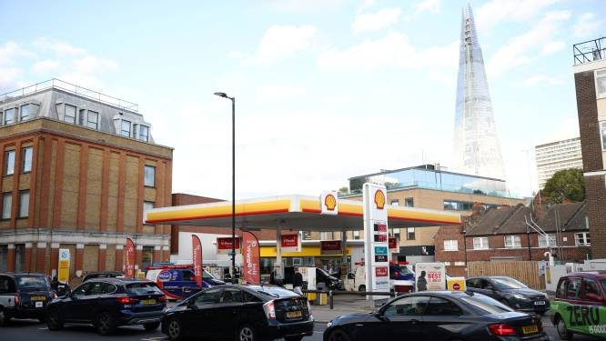 Groot-Brittannië zet leger op stand-by vanwege brandstofcrisis