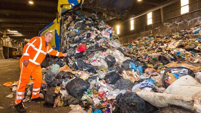 Zoetermeer wil het restafval per inwoner met 100 kilo per jaar verminderen