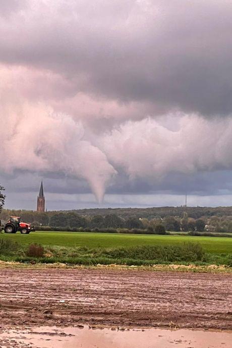 Snelheden van meer dan 200 kilometer per uur: hoe kon een tornado ontstaan rond 's-Heerenberg?