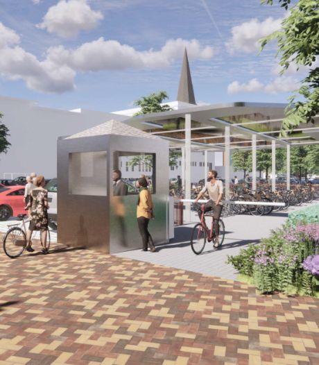 Wat buurt al vreesde klopt: plek van fietsenstalling Wetplein staat voor Hengelo vast