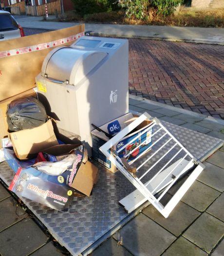 Plan tegen afvaldumpingen in Dordrecht: 'Plaats slimme sensor op alle ondergrondse containers'