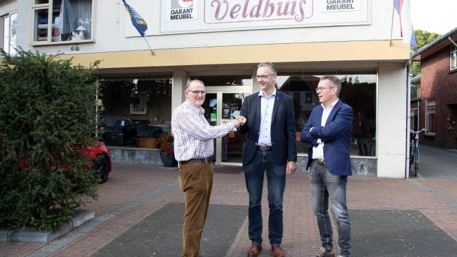 Geesteren verliest een echt familiebedrijf: het einde van het tijdperk Veldhuis in de Dorpsstraat