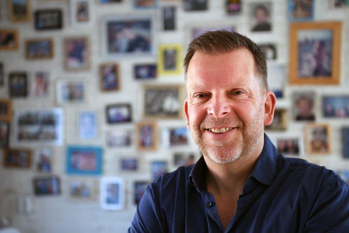 Peter van der  Aalst,  interim directeur van 013. Foto Jan Stads/Pix4profs